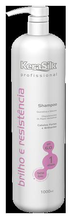 Shampoo Brilho e Resistência